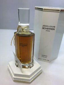 Scherrer Jean Louis Scherrer pure parfum 15 ml. Rare, vintage. Sealed