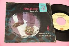 "PINK FLOYD 7"" LEARNING TO FLY ORIG ITALY 1987 EX"