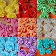 Schaumrosen Softrosen Rosen Dekorosen Hochzeitsgesteck Foamrosen Rosenköpfe Rose