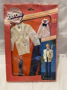 1982 KEN OUTFIT EXTREMELY RARE *Barbie* DATE NIGHT Jacket & Accessories - Mattel