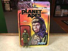 "2018 Super7 ReAction Planet of the Apes 1968 ZIRA 4"" Figure MOC"