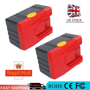 2X 3.0Ah 18V Replace Battery For Snap on  CTB6187 CTB4185 CTB4187 CTB6185 CT6850