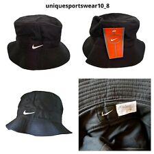 1990's NIKE SWOOSH BUCKET HAT CAP OG DS CLASSIC VINTAGE RETRO BNWT M/L UNISEX