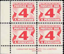 Scott # J24 - 1967 - ' Postage Due '; 20 x 17mm (Lower Left)
