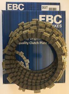 EBC Resistente Frizione Piastra Kit Per Suzuki SV650/S (1999 A 2002)