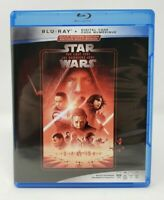 Star Wars: The Last Jedi (Bilingual) Blu-ray Multi-Screen Edition REGION FREE