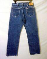 vtg 70s 80s Lee Riders Union USA made Regular Fit Men's Denim Jeans 32 X 31