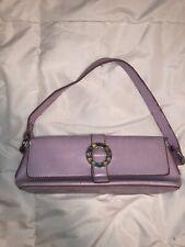 Vintage Vieta Leather Pink Purse Handbag Wallet Tote Womens