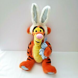 Disney Store Tigger Easter Bunny With Ears FREE SHIPPING!