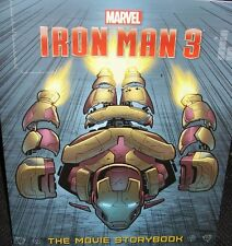 IRON MAN 3 THE MOVIE STORY BOOK ~ NEW MARVEL PAPERBACK BOOK