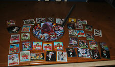 RARE CHRISTIAN OKOYE PLATE & LOT KANSAS CITY CHIEFS CARDS + FREE ROYALS POSTER