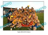 EAGLES 2006 SANFL PREMIERSHIP TEAM LARGE A3 PHOTO