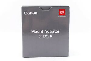 Canon EF-EOS R Control Ring Mount Adapter [Brand New] From Japan [6200]