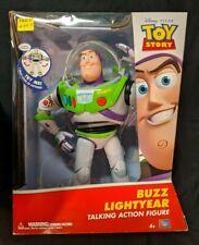 Thinkway Disney Pixar Toy Story Buzz Lightyear Talking Action Figure