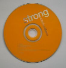 Robbie Williams - Strong / Let Me Entertain You CD Single