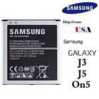 Battery Replacement for Samsung Galaxy J3 J5 ON5 Grand Prime 2600mAh EB-BG530CBE