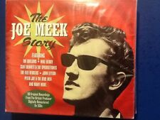 JOE. MEEK.      2 CDs.      THE. JOE. MEEK.  STORY.