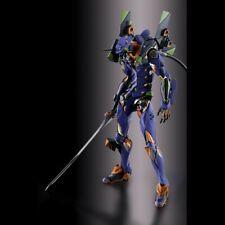 -=] BANDAI - METAL BUILD Neon Genesis Evangelion EVA-01 TEST TYPE [=-