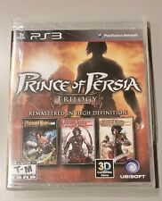 Prince of Persia Classic Trilogy HD PS3 (Sony PlayStation 3, 2011)