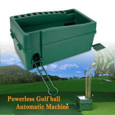 Golf Ball Dispenser Save time Easy to use Club Organizer Electricity Automatic