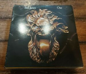 BOB JAMES - ONE LP CBS 32563 CBS RECORDS REISSUE VG++!