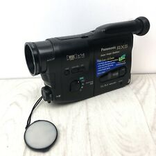 PANASONIC RX5 VHS-C MOVIE CAMERA/CAMCORDER Only Fully working No Battery
