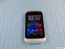 HTC Wildfire S Silber-Weiß.Gebraucht.Ohne Simlock! TOP ZUSTAND! Einwandfrei #69