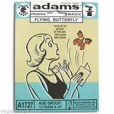Flying Butterfly by SS Adams - Fun Practical Joke Gag Prank Novelty Trick Funny