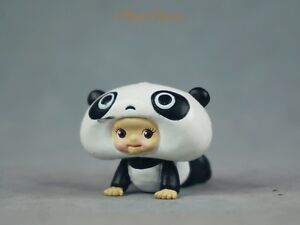 RUNA Sonny Angel Kewpie Kewsion Papa Panda Tarepanda Cake Topper Figure K1114 P1