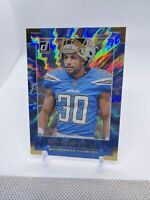 2020 Donruss The Elite Series #ES-AE Austin Ekeler - Los Angeles Chargers