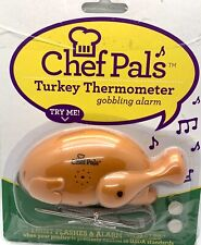 New listing Nop Chef Pal'S Turkey Thermometer - Gobbling Alarm