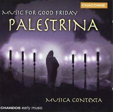 Palestrina - Music for Good Friday / Musica Contexta