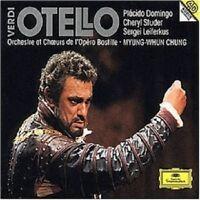 STUDER/DOMINGO/CHUNG/OOB - OTELLO (GA) 2 CD NEU