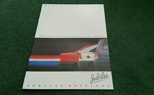 1987 1988 Vauxhall Astra JUBILEE SPECIAL EDITION - 8 PAGE COLOUR BROCHURE 10/87