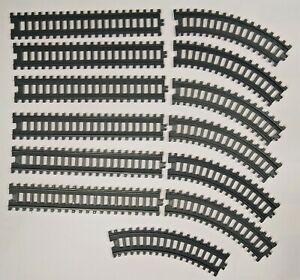 Jakks Pacific Toy Train Track Pieces 13 Pc 2012