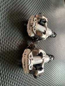 Shimano PD-M520 SPD Mountain Bike Clipless Pedals