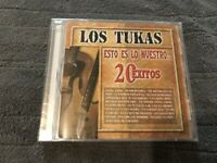 NEW SEALED CD LOS TUKAS ESTO ES LO NUESTRO 20 EXITOS