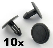 10x Pare-brise Honda Panneau anti-reflux / précipiter plastique de retenue clips garniture fastener