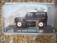 LAND ROVER DEFENDER 90 1995 CARABINIERI SCALA 143