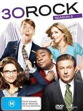 30 Rock : Season 5 (DVD, 2011, 3-Disc Set)