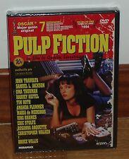 PULP FICTION DVD NUEVO PRECINTADO THRILLER ACCION QUENTIN TARANTINO (SIN ABRIR)