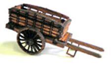 EXPO 95671 HORSE DRAWN FARM CARTS x 2 LASER CUT KIT FOR N GAUGE MODEL RAILWAYS