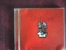 SHIBUYA- THE VERY BEST OF TRIP HOP (1997). CD.