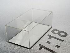 Teca in plexiglass Scala 1:18 fondo specchio