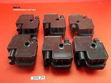 BIN24 SET OF 6 MERCEDES W203 W220 W208 W210 C240 C320 ML320 ML430 IGNITION COIL