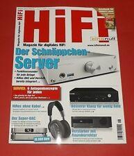 HiFi 06/2017 Januar/Februar/18  Magazin für digitales HiFi Ungelesen Top zustand