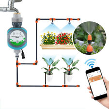 New listing Wifi Remote Control Irrigation Timer Smart Controller Garden Watering Device Kit