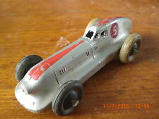 Dinky PRE WAR HOTCHKISS racing car 23b avec lisse moyeux