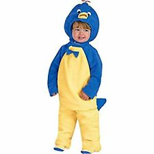 Pablo Backyardigans Halloween Costume 3T-4T Penguin Costume