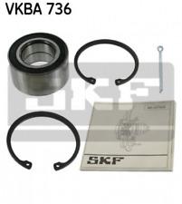 Radlagersatz für Radaufhängung Vorderachse SKF VKBA 736